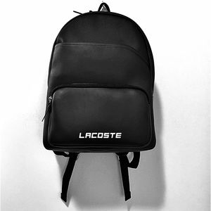 HOST P 🎉LACOSTE Sport Black Backpack/ School Bag
